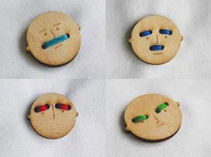 ミスター・ボタン2