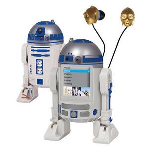 R2-D2 MP4プレイヤー
